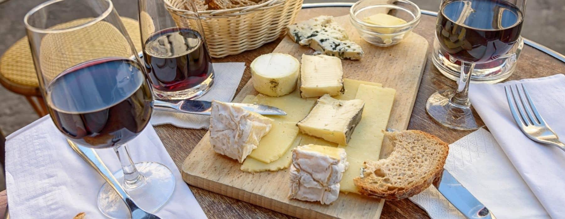TEAM BUILDING atelier vin et fromage