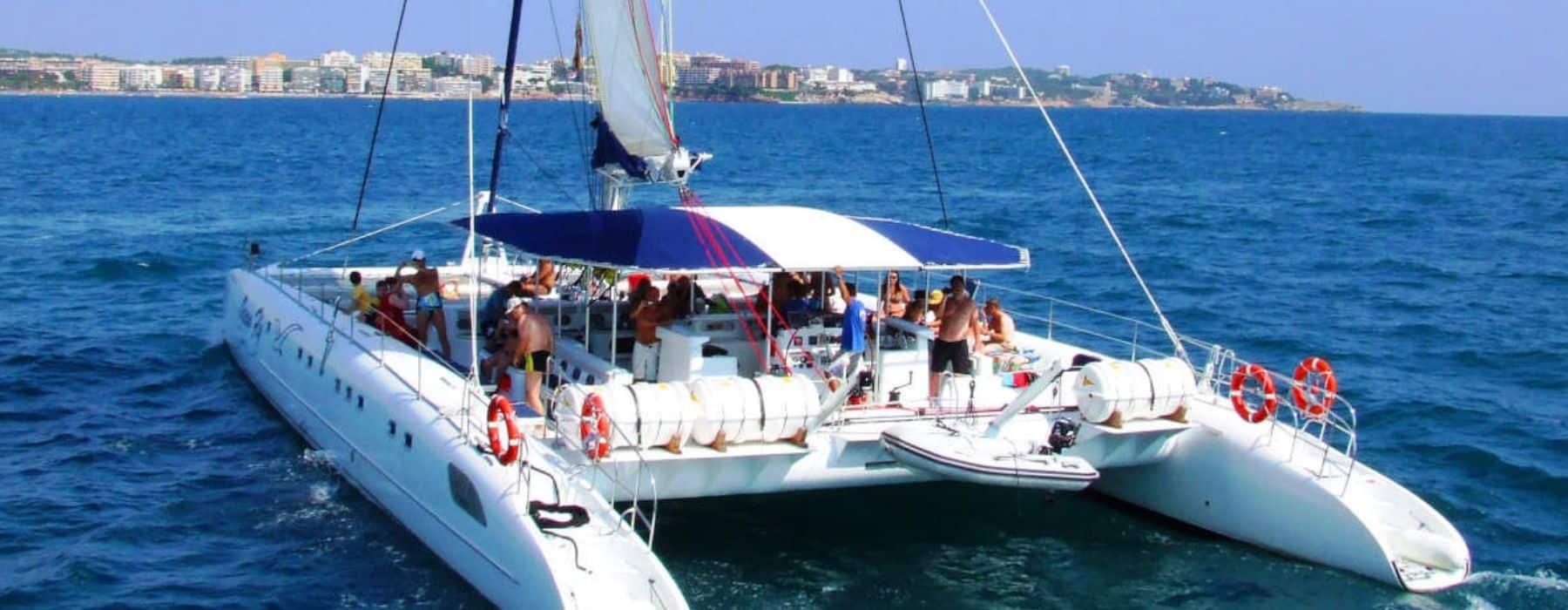 TEAM BUILDING mer catamaran voilier