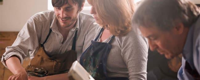 team building cuisine creative chocolat
