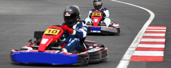 team building sportif karting