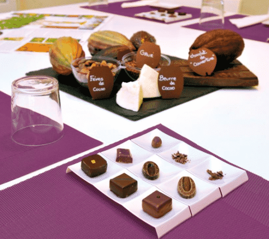 teambuilding chocolat