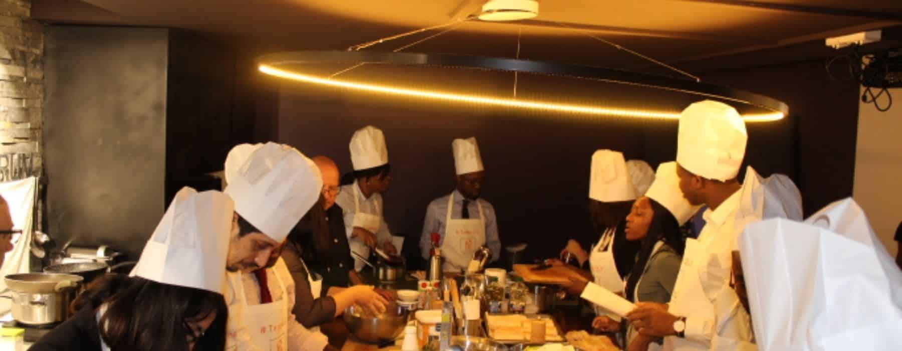 TEAM BUILDING cours de cuisine moleculaire (1)