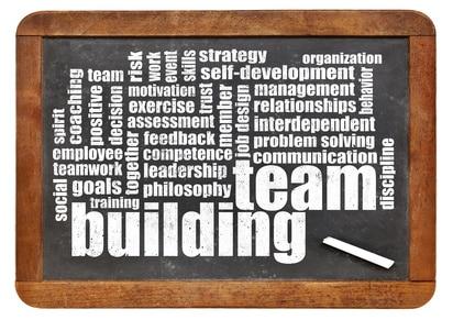 reussir team building