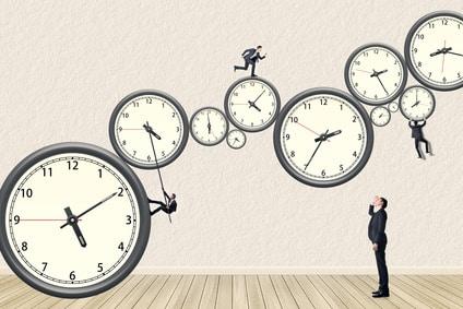 gestion temps travail