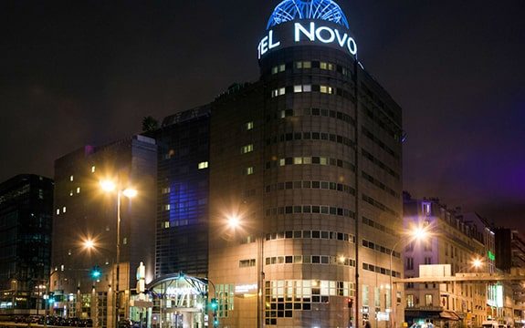 Novotel paris porte d 39 orleans h tel s minaire - Parking paris porte d orleans ...