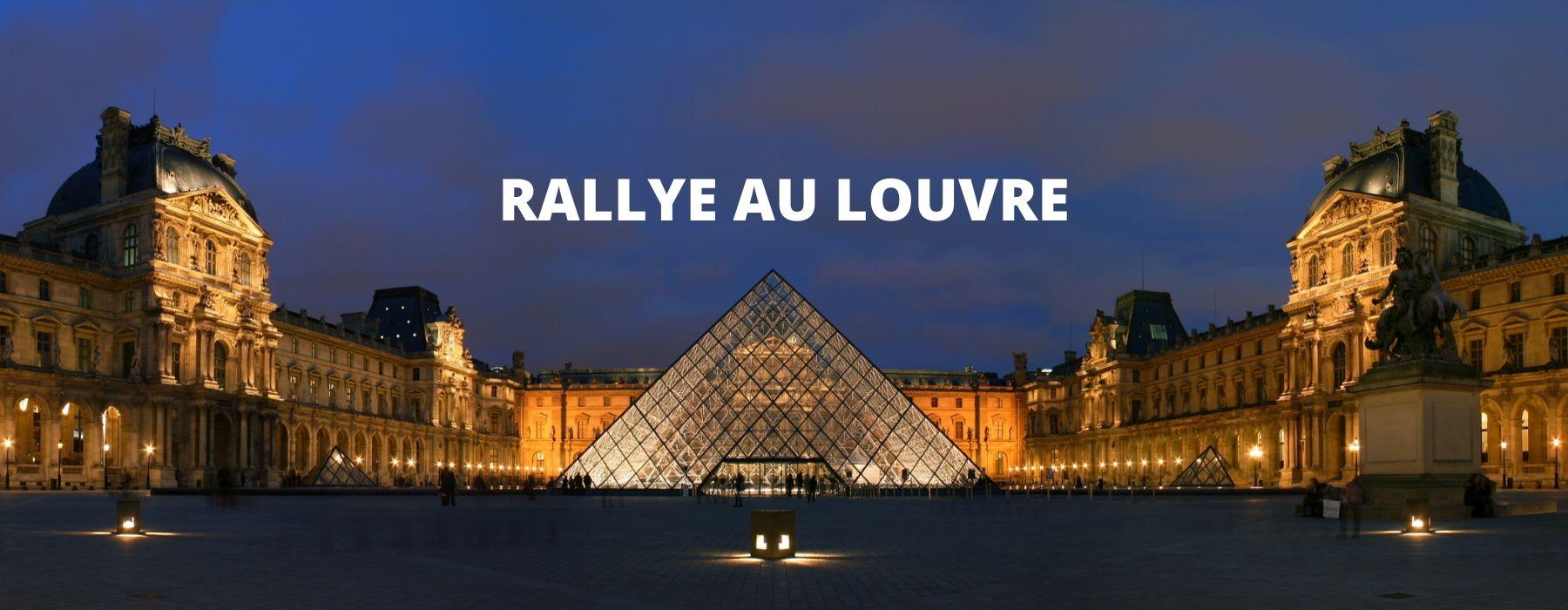 rallye au LOUVRE (1)