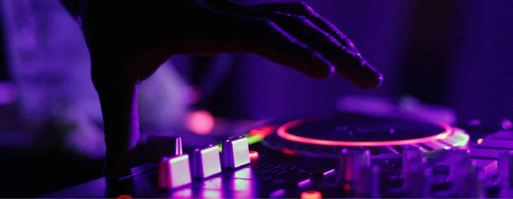 ANIMATION SOIRÉE DJ