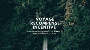 voyage recompense incentive