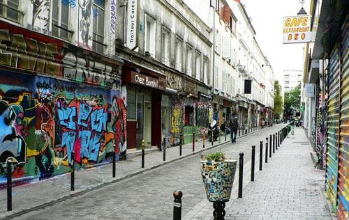 team building rallye STREET ART PARIS